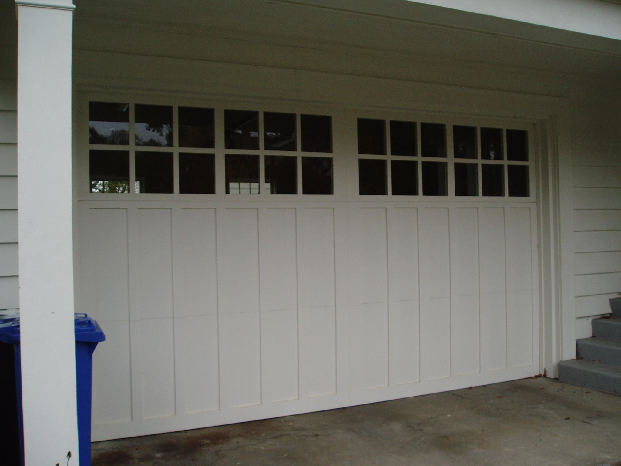 clements garage doors fiberglass door java finishes posts orrick makeover amy center stain scd general gel design