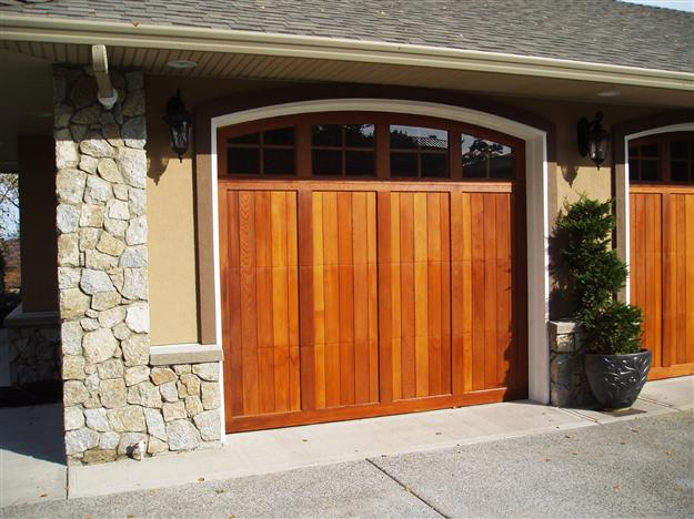 Carriage House Wood Doors Saanich Saanichton Bc
