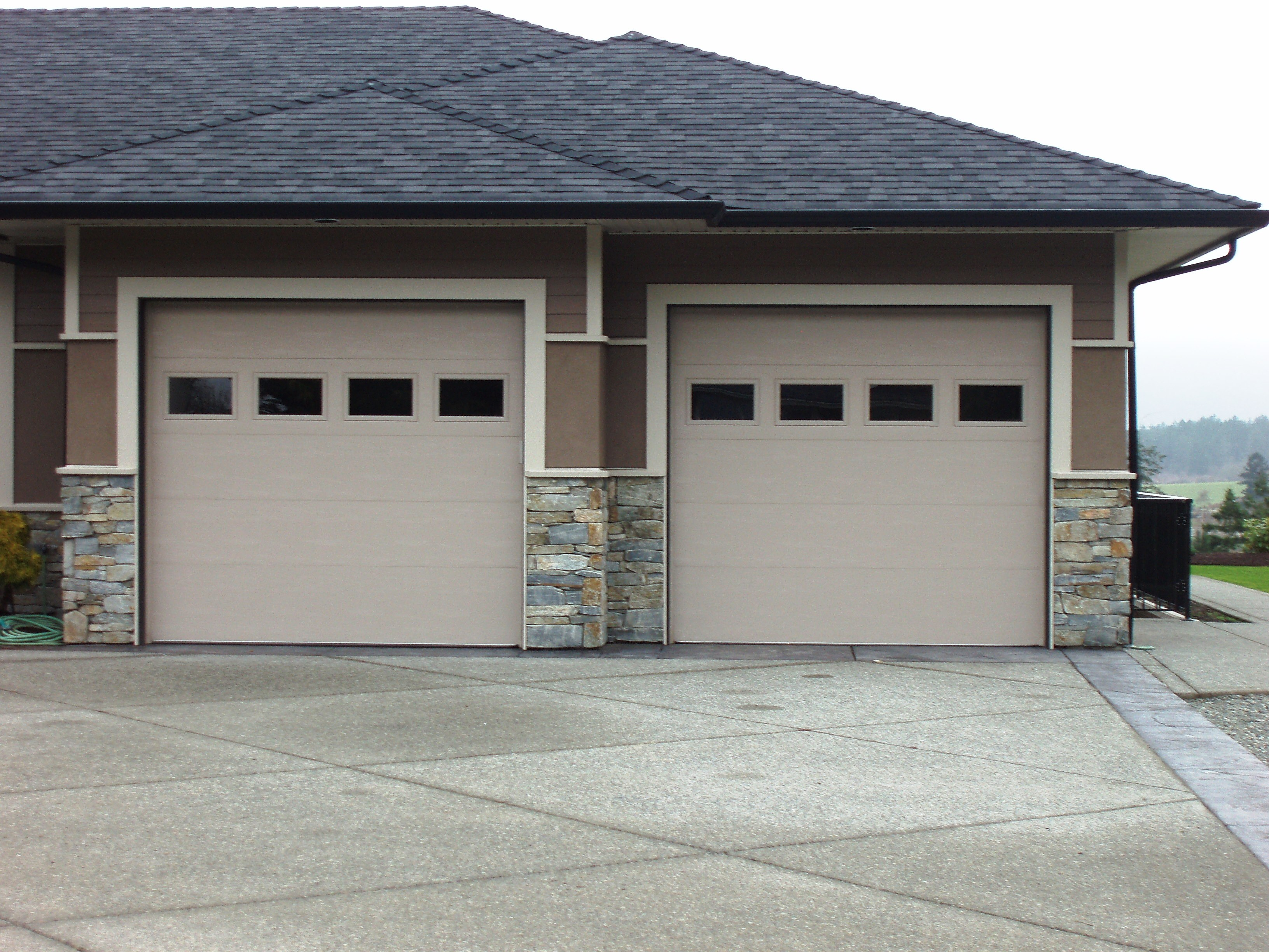 Clopay Insulated Garage Doors Examples Ideas Pictures