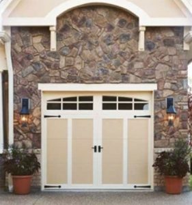 door from garage into house, door from garage to house, garage entry door to house, on door between garage and house