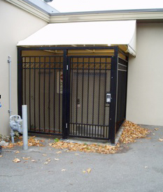 Security Fencing Amp Enclosures Harbour Door