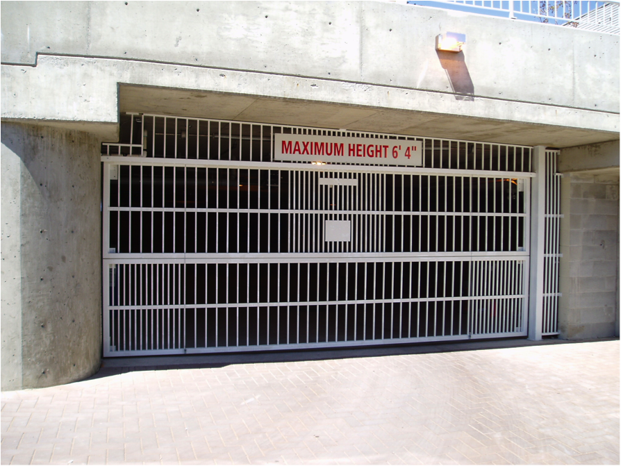 Parkade Doors Amp Gates Harbour Door