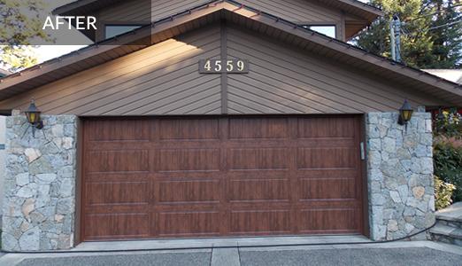 Garage Door Replacement Installations Victoria Bc