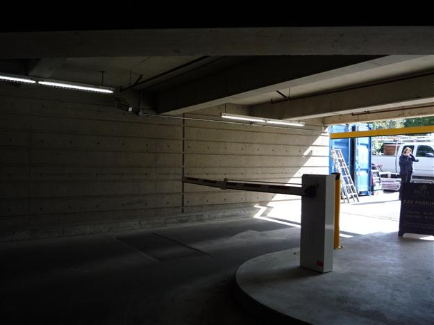 BA4- Parkade FAAC barrier arm