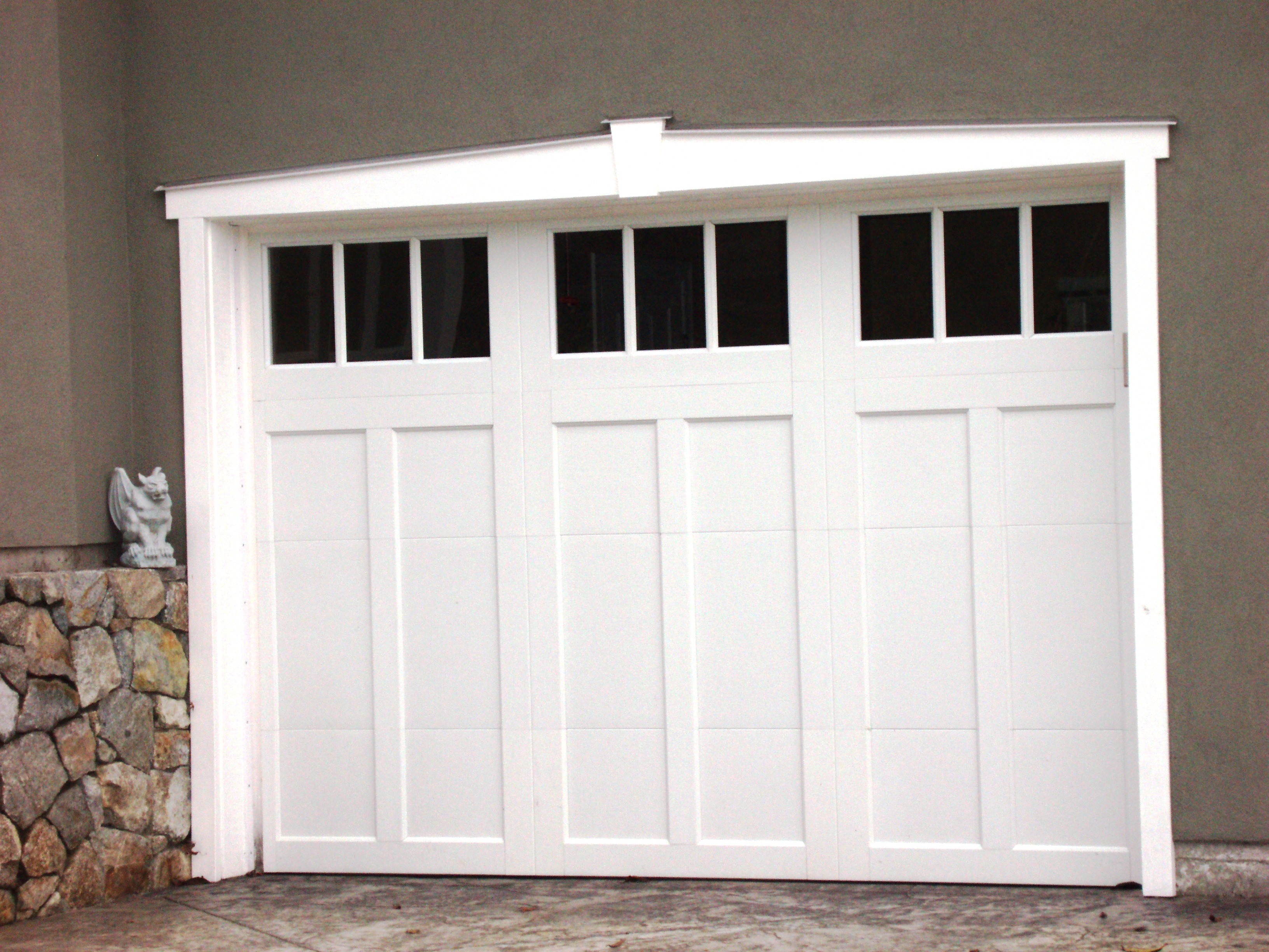 Coachman Collection Harbour Door & Clopay Coachman Garage Door - Garage Designs