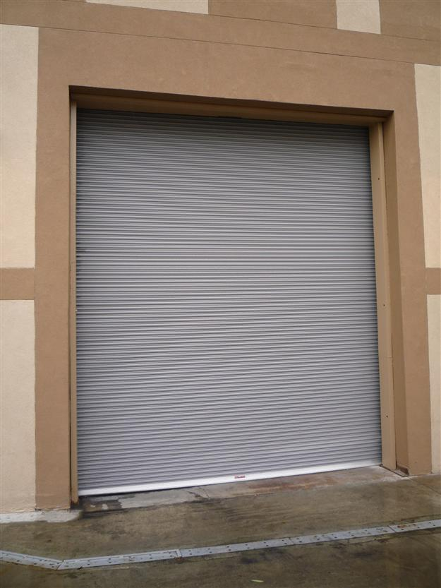 CD03 Commercial Rolling Steel Service Door
