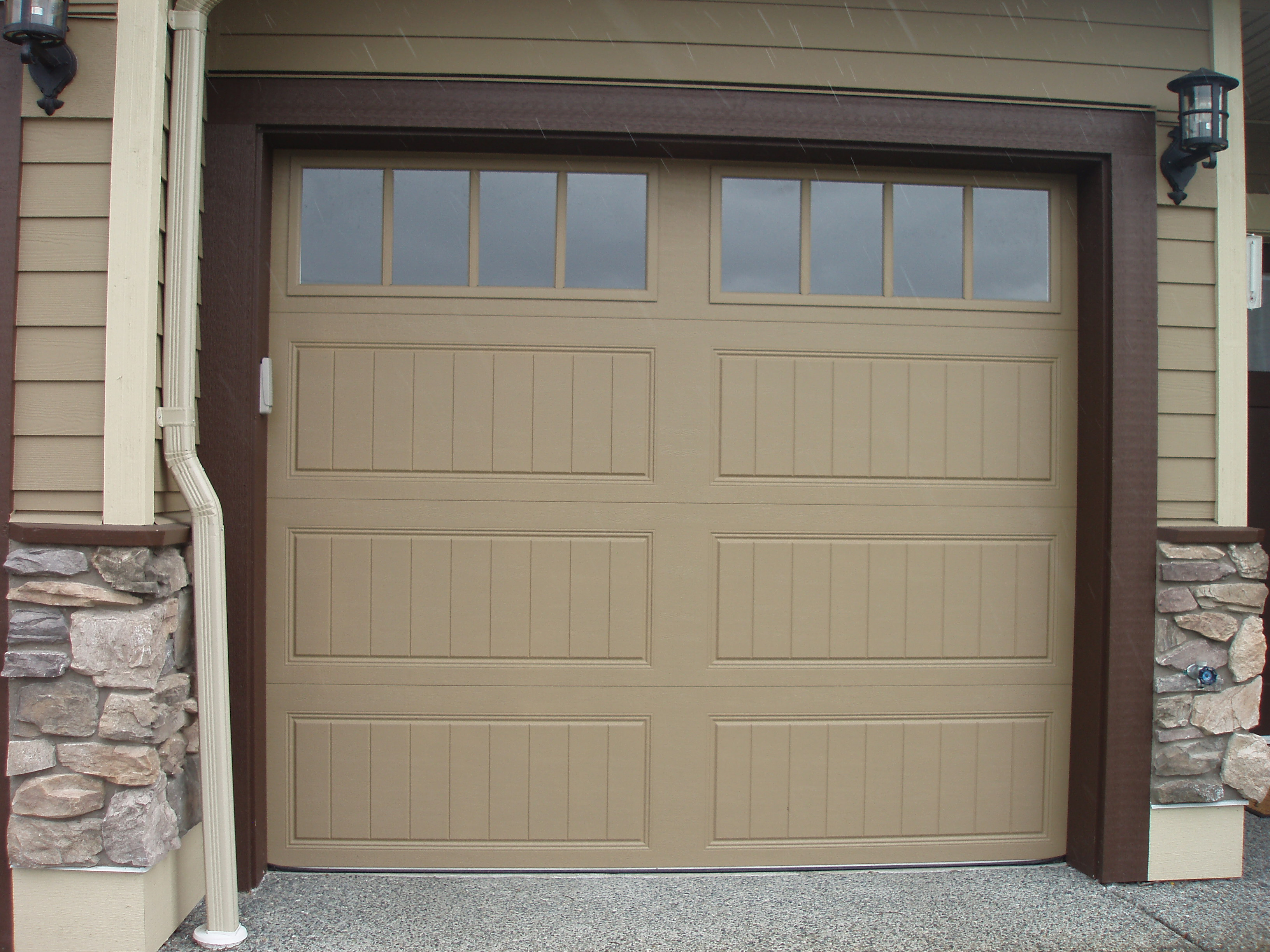 garage avante door ny doors modern aluminum clopay nj glass
