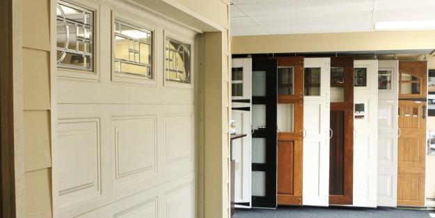 Traditional Modern Garage Doors Victoria Bc