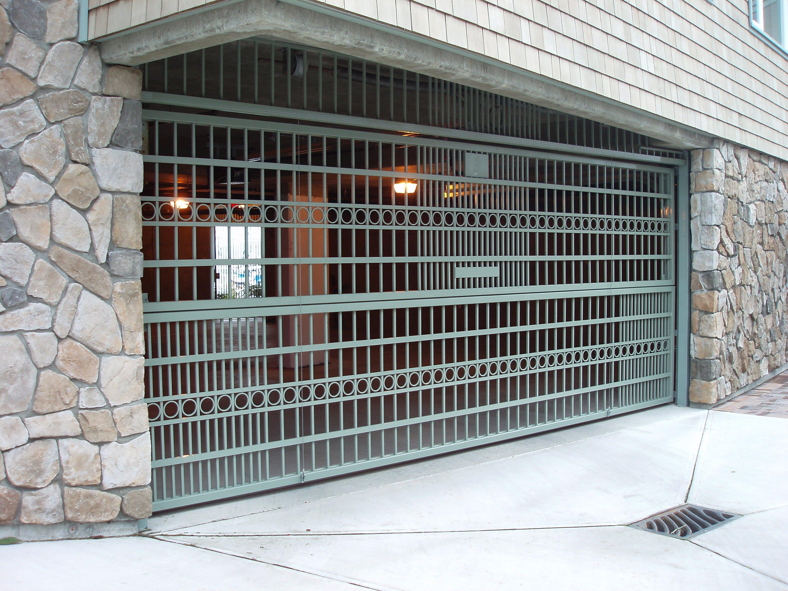 Parkade Doors Amp Gates Harbour Door