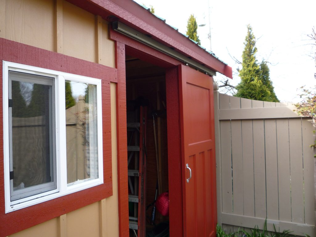 Sliding Barn Garage Doors Saanichton Oak Bay Bc