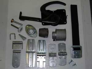 SP21- Todco Truck door hardware