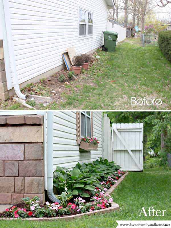 curb appeal before and after 7 harbour door