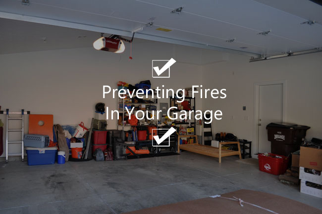 preventing-fires-in-your-garage